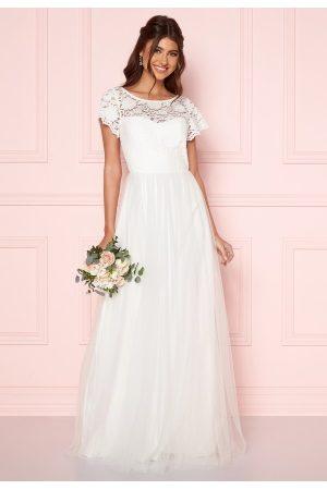 Zetterberg Couture New Savannah Dress Ivory 38