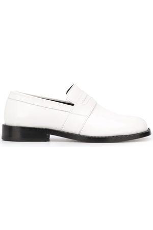 Maison Margiela Penny-loafers med delad tå