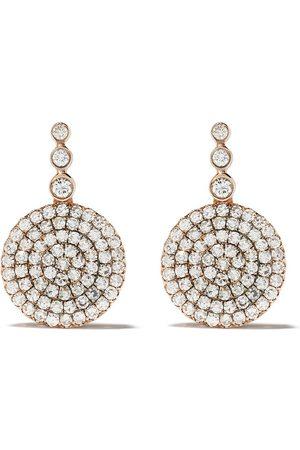 SELIM MOUZANNAR 18kt diamond Beirut earrings