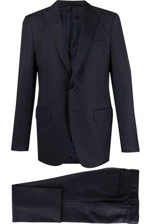 DELL'OGLIO Tvådelad enkelknäppt kostym