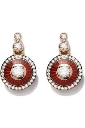 SELIM MOUZANNAR 18kt diamond earrings