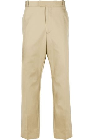 OAMC High-rise straight-leg trousers