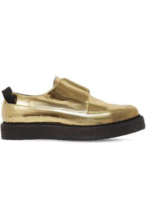 FAQTORY Leather Creeper Loafers
