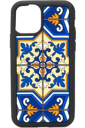 Dolce & Gabbana IPhone 11-skal med kakeltryck