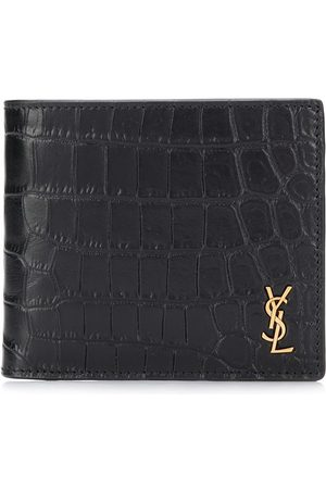 Saint Laurent Plånbok med monogram