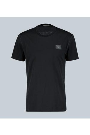 Dolce & Gabbana Man T-shirts - Cotton T-shirt