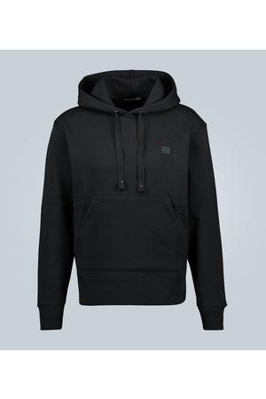 Acne Studios Man Casual - Ferris Face oversized cotton hoodie