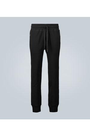 Dolce & Gabbana Man Joggingbyxor - Relaxed fit sweatpants