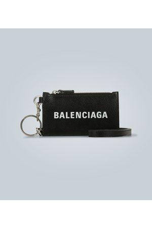 Balenciaga Man Plånböcker - Cash card case on keyring