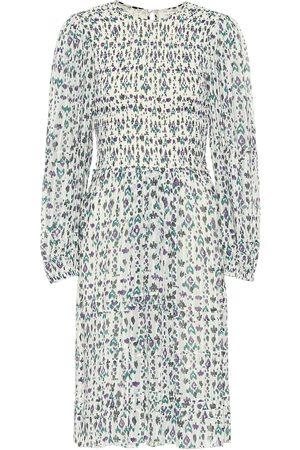 Isabel Marant, Étoile Kvinna Mönstrade klänningar - Eulie printed midi dress