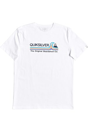 Quiksilver Stone Cold Classic T-Shirt white