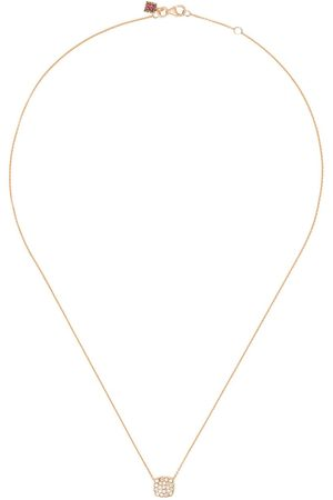 SELIM MOUZANNAR 18kt diamond Beirut necklace