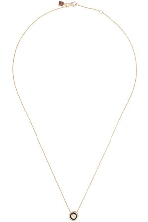SELIM MOUZANNAR 18kt diamond Mina necklace