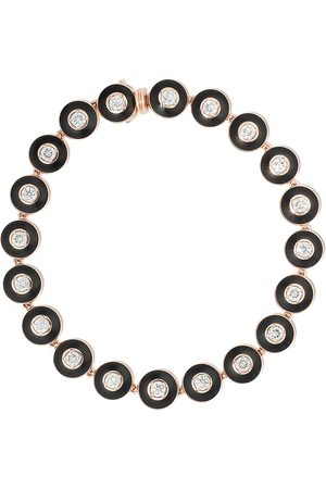 SELIM MOUZANNAR 18kt diamond Mina bracelet