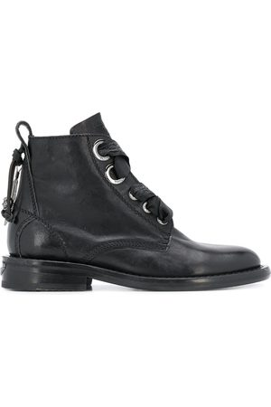zadig voltaire skor svarta