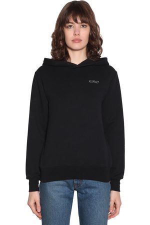 Kirin Open Back Sweatshirt Hoodie