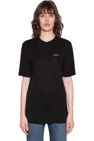 Kirin Kvinna T-shirts - Basic Light Jersey T-shirt