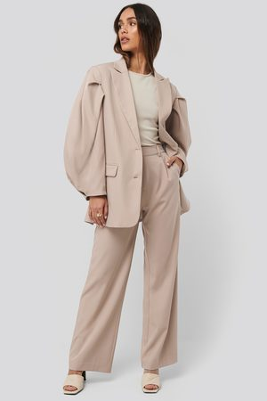 NA-KD Relaxed Fit Suit Pants