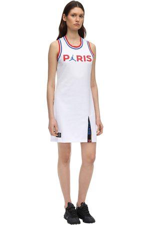 Nike Jordan Psg Stretch Knit Dress