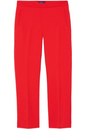 GANT Straight Cropped Pants
