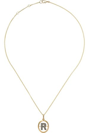 ANNOUSHKA Diamanthalsband i 18K gult guld