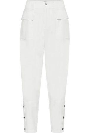 Dolce & Gabbana High-rise carrot pants