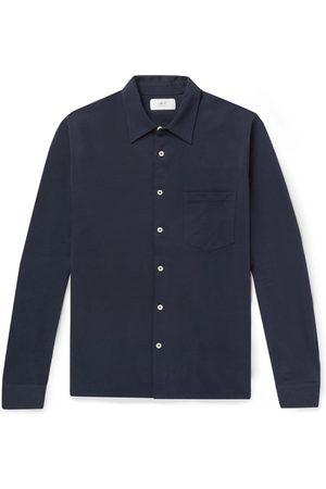 Mr P. Man Casual - Supima Cotton-jersey Shirt
