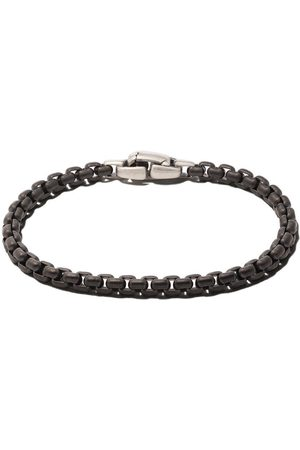 David Yurman Man Armband - Box chain bracelet