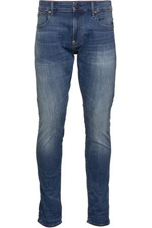 G-Star Revend Super Slim Skinny Jeans Blå