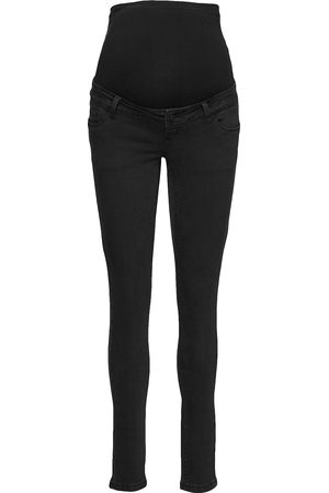 Mama Licious Mllola Slim Black Jeans Noos A. Slimmade Jeans