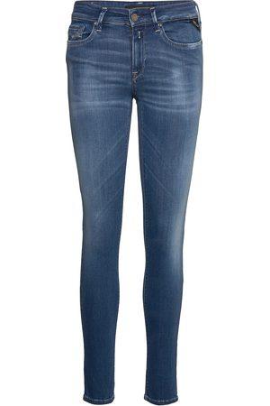 Replay Kvinna Skinny - New Luz Skinny Jeans