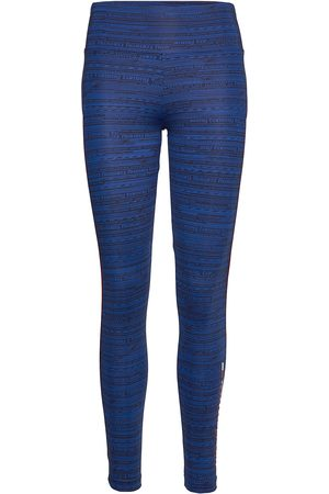 Tommy Sport High Support Printed Legging Running/training Tights