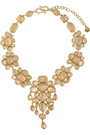 Goossens Cabochons gemstone necklace