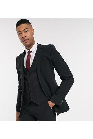 ASOS Tall – kavaj i supersmal passform med fyrvägsstretch, del av kostym