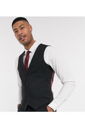 ASOS Man Kostymer - Tall – kostymväst i supersmal passform med fyrvägsstretch