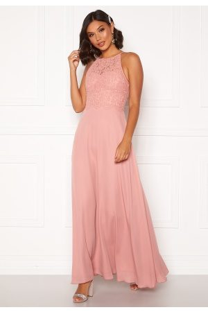 Moments New York Evelyn Lace Gown Pink 40