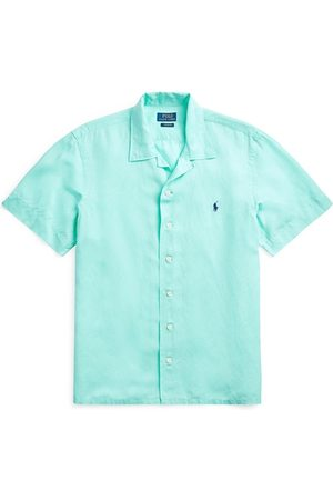 Polo Ralph Lauren Linnen Hawaii Shirt SS