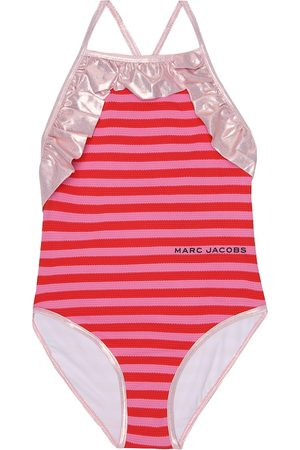 Marc Jacobs Striped swimsuit