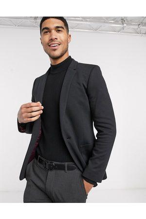 ASOS Man Kavajer - – kavaj i jersey med supersmal passform