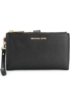 Michael Kors Jet Set plånbok med struktur