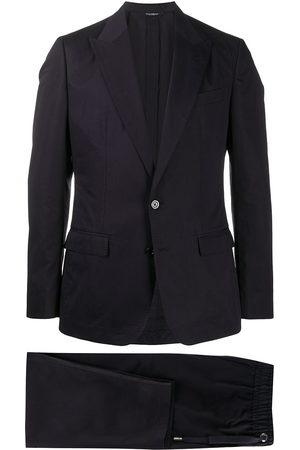 Dolce & Gabbana Tvådelad enkelknäppt kostym