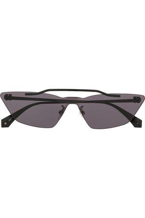 OFF-WHITE Solglasögon - Metal Mask solglasögon med geometriska bågar