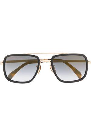 David beckham Solglasögon med fyrkantiga bågar