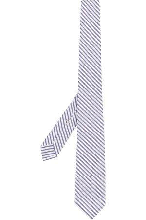 Thom Browne Klassisk randig slips