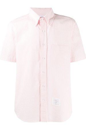 Thom Browne Kortärmad skjorta