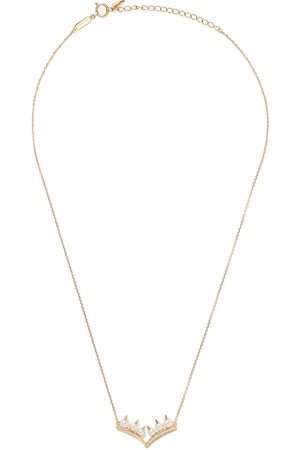 Tasaki Kvinna Halsband - Line Danger Akya pärlhalsband i 18K guld