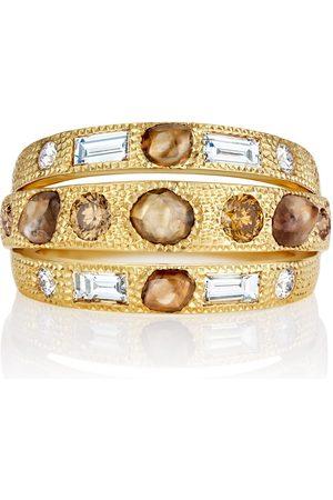 De Beers Kvinna Ringar - Talisman-diamantring i 18 karat rött guld