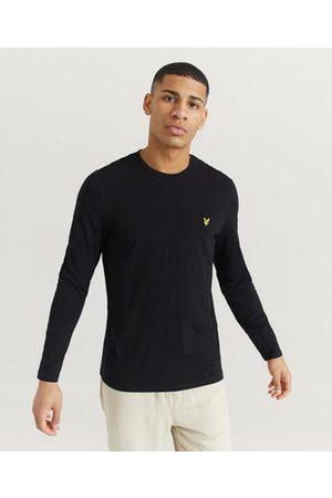 Lyle & Scott Man Långärmade - T-SHIRT LS Crew Neck T-shirt