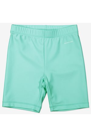 Polarn O. Pyret Barn Shorts - Uv- shorts turkos