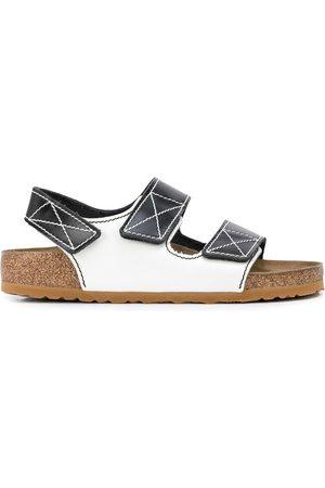 Proenza Schouler X Birkenstock Milano smala sandaler